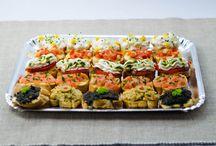 Platouri evenimente / Platoruri marca Exclusiv Catering