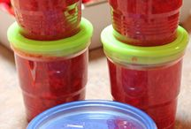 canning/freezer jam / by Katie Anderson