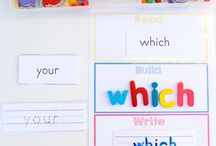 Sight Words / Sight word games and activities to help kids learn their sight words list, practice fluency and teaching solutions. This includes games, apps, bingo games and more. Sight words include Dolch and Fry Words