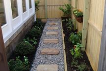 Small Yard Ideas / by Jill Danielsen