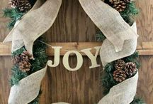 x mas decorations