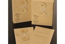 Kraft cards / by Marlou McAlees