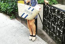 welcome | bag