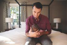 Lifestyle Newborn Photography / Lifestyle Newborn Photography