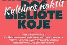 Artimiausi renginiai / Vilniaus miesto savivaldybės centrinės bibliotekos 18 bibliotekų filialų renginiai