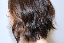Hair styles / Rocking the 'blunt bob'