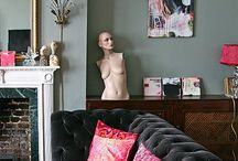Home inspirations / by Charimar C