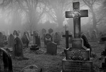 Cemeteries an Graves / by Elizabeth Martin