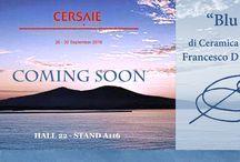 Cersaie 2016 / Salone Internazionale per l'architettura e l'arredobagno Ceramica Francesco De Maio
