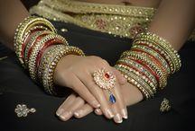 Bollywood glamour mood board