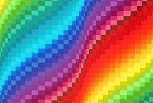 Rengarenk / Renkler çok güzeldir