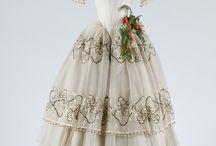 About Crinolines (1850's fashion)