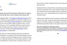 F4CP Press Releases