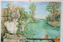 JARDINS SECRETS / Jardins vestiges-vertiges du passé