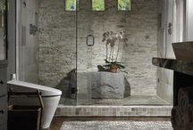 Bathrooms / by Ashley Fleming
