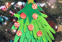Christmas Crafts / Cute Christmas crafts to do with kids or alone.