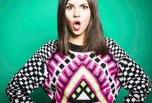 Victoria Justice ❤️ / Victoria Justice / by James Juszczyk