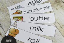 Thanksgiving Preschool