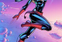 Carol Danvers / Carol Danvers, Captain Marvel, Miss Marvel