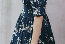 floral clothes / who doesn't like floral clothes?! omg this awesome