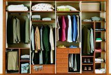 ¨Zbudované skříně