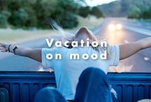 Vacation on mood / http://www.browniespain.com