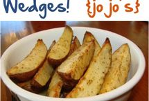 Recipes-Appetizers / by Carla Trotter