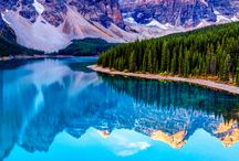Kanada / Zajímavá místa Kanady