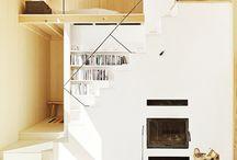 Lofts, apartments