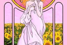 Sailor Moon Tarot