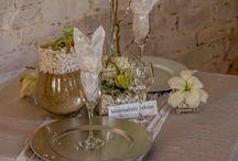 Wedding decor Classic White / Classic white wedding decor.