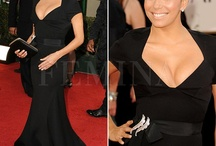 Celebs In Black / by Femina.hu