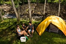 Camping Mont Ste-Anne