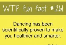 Fun fact dance