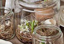 Frühlingsdeko Ideen