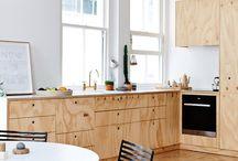 Kitchen + Home improvements