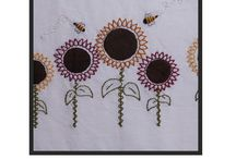 STITCHES - Moda Bee Happy Stitch Along