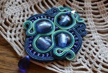 Soutache / hand made jewelry