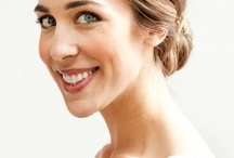 Hair Style / Wedding hair styles and fun looks that will inspire any bride or bridesmaid-to-be.