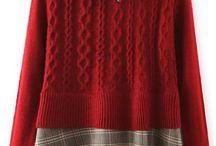 Muoti / Kuinka pukeutua neuleisiin muodikkaasti