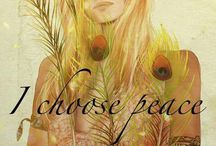 I CHOOSE PEACE