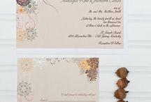 January Pine Cone Wedding / Winter wedding ideas January wedding pine cone fir tree