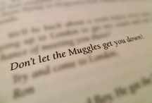 Harry Potter Love.  / by Abigail Paniagua