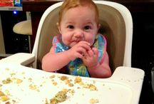 Baby led weaning / by Emily