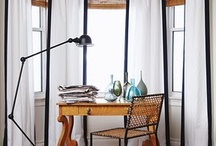 At Home: Window treatments / by Junkin' J