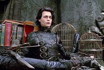 Movies: Edward Scissorhands / by Little Gothic Horrors