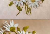 margaritas  flores cesta