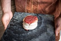 Beef Cuts / Learn about beef cuts and cooking temperatures for beef. All about that beef, 'bout that beef.