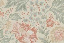 inspiration inredning design  tapet färg detaljer mm