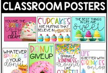 Classroom - Donuts